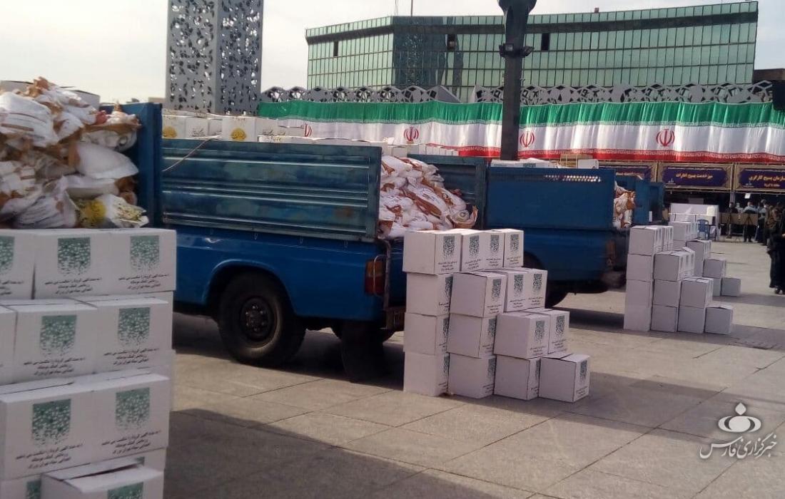 آغاز مرحله پنجم رزمایش کمک مؤمنانه در تهران/ توزیع ۱۰۰ هزار بسته معیشتی و ۲۰۰ سری جهیزیه
